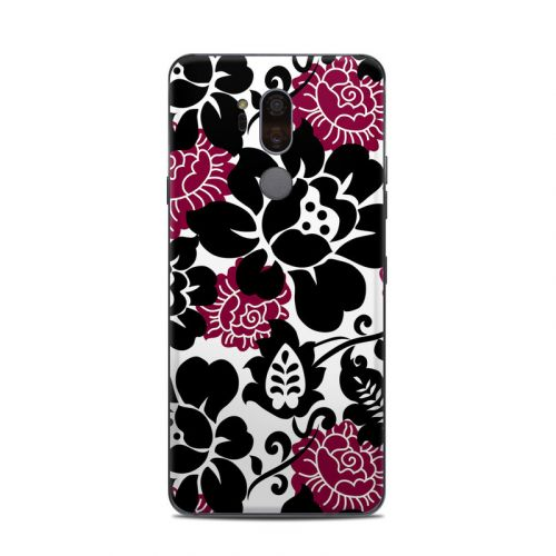 Rose Noir LG G7 ThinQ Skin