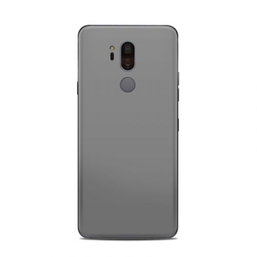 Solid State Grey LG G7 ThinQ Skin