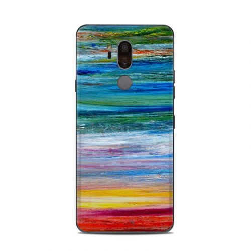 Waterfall LG G7 ThinQ Skin