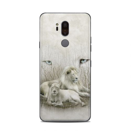 White Lion LG G7 ThinQ Skin