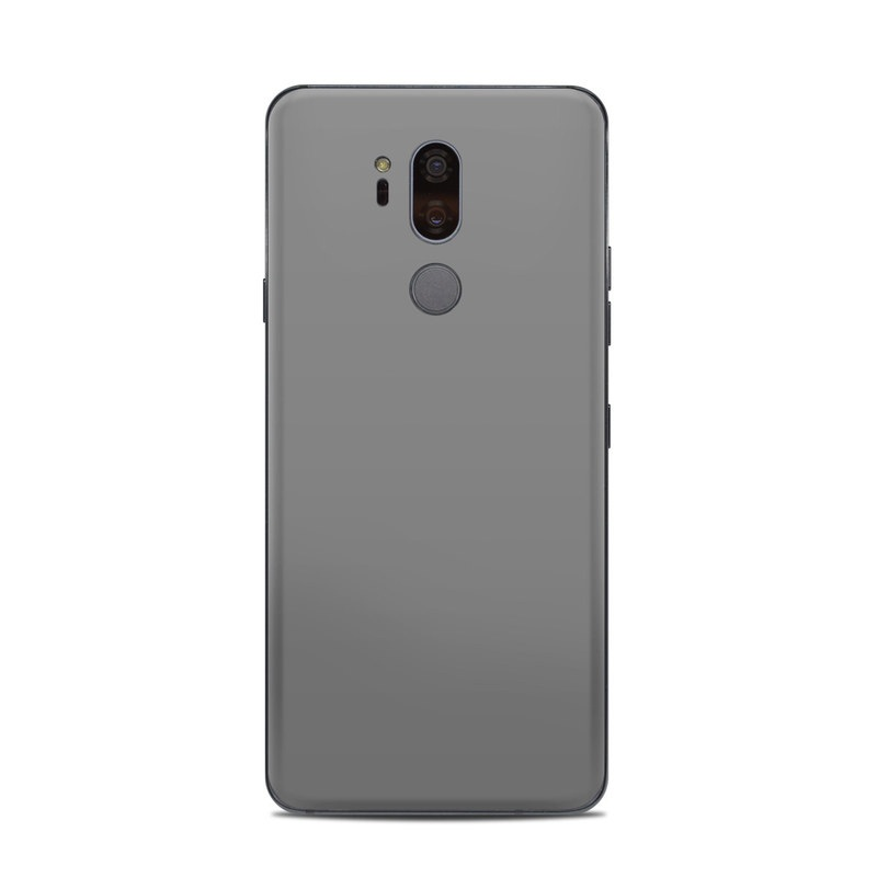 LG G7 ThinQ Skin design of Atmospheric phenomenon, Daytime, Grey, Brown, Sky, Calm, Atmosphere, Beige with gray colors