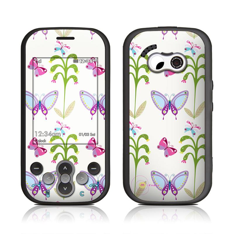 Butterfly Field LG Neon Skin