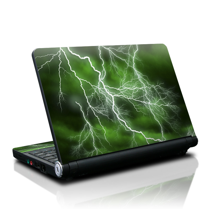 Apocalypse Green Lenovo IdeaPad S10 Skin
