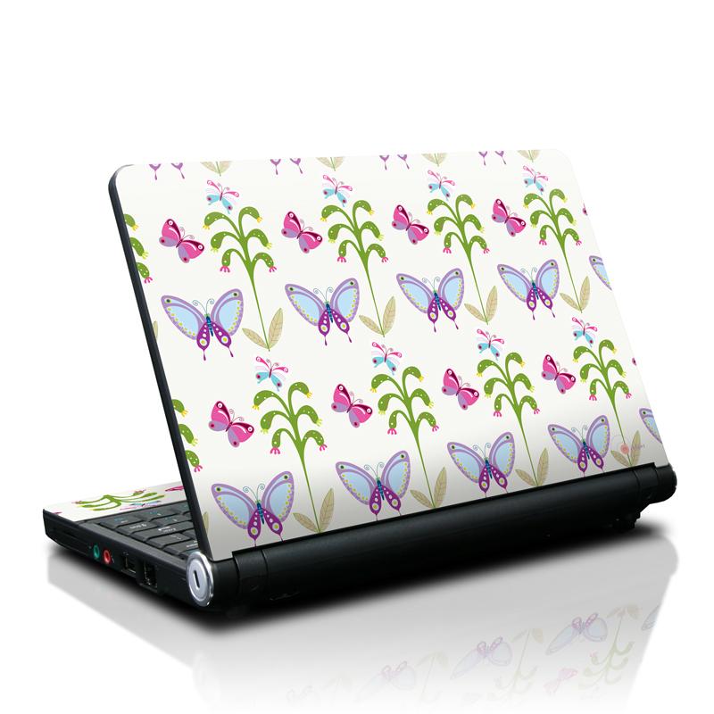 Butterfly Field Lenovo IdeaPad S10 Skin