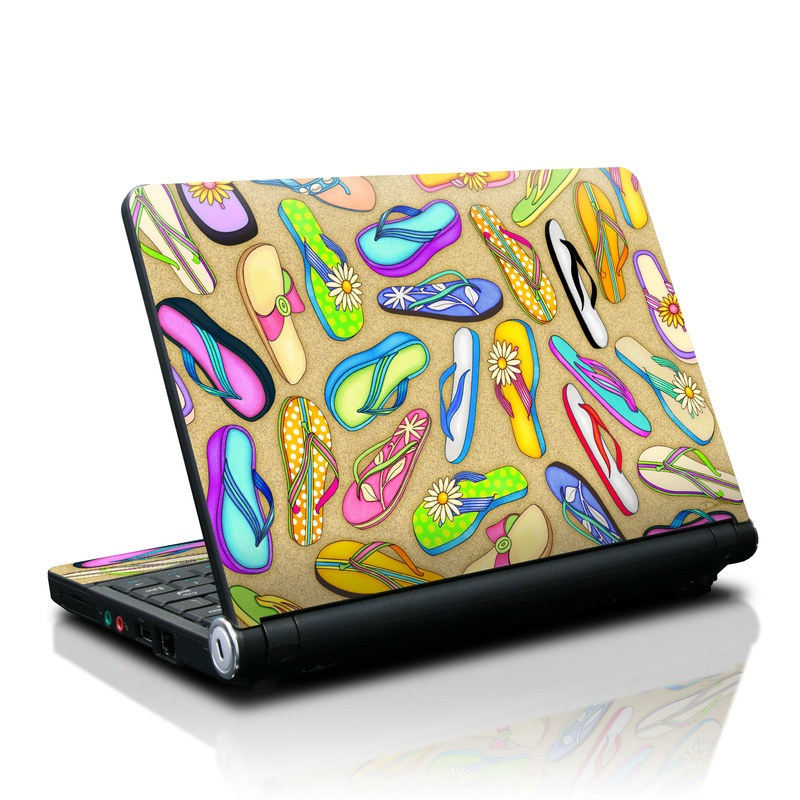 Flip Flops Lenovo IdeaPad S10 Skin