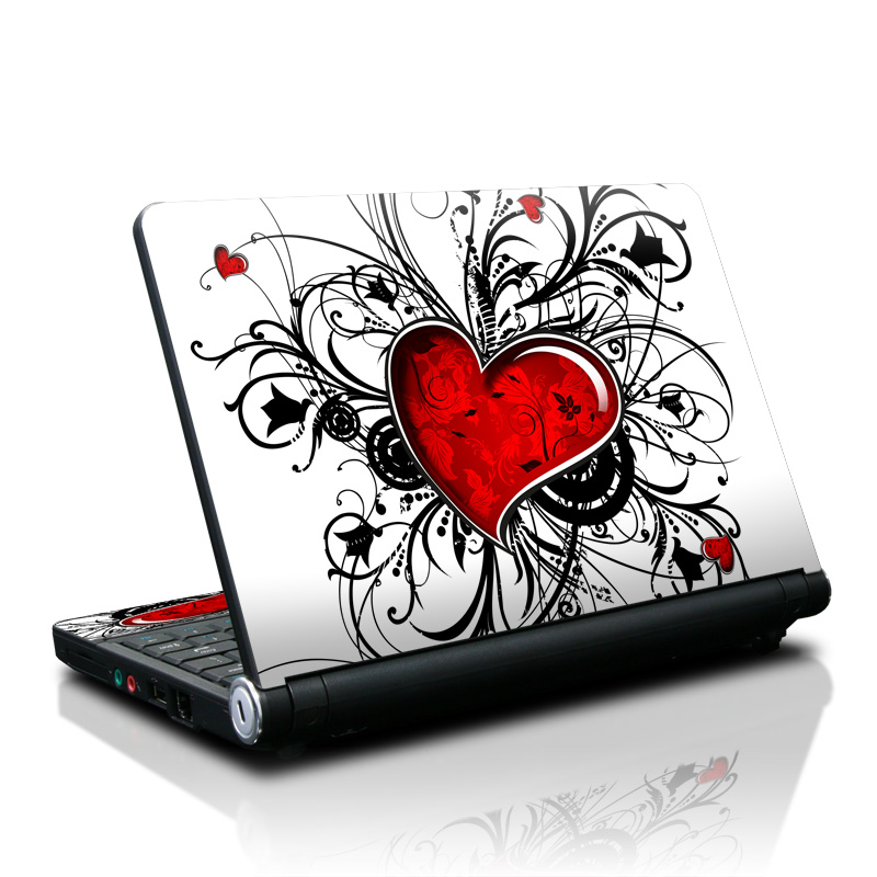 My Heart Lenovo IdeaPad S10 Skin