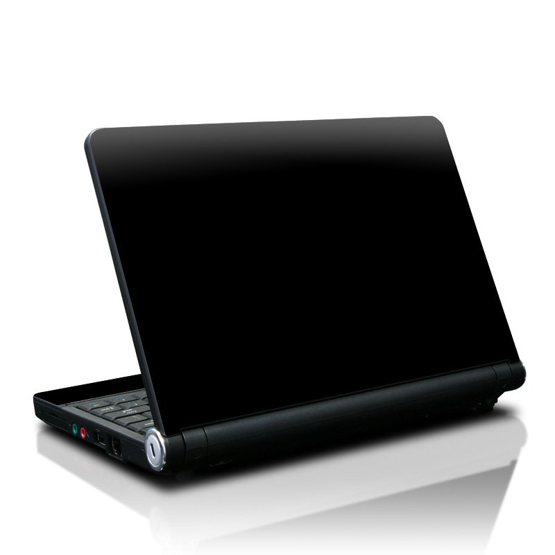 Lenovo IdeaPad S10 Skin design of Black, Darkness, White, Sky, Light, Red, Text, Brown, Font, Atmosphere with black colors