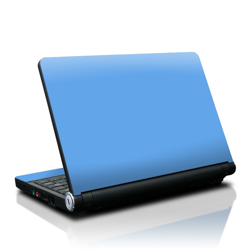 Solid State Blue Lenovo IdeaPad S10 Skin