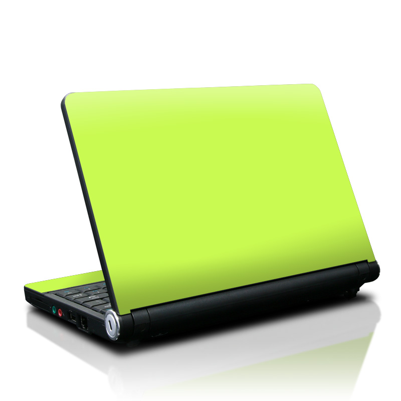 Solid State Lime Lenovo IdeaPad S10 Skin