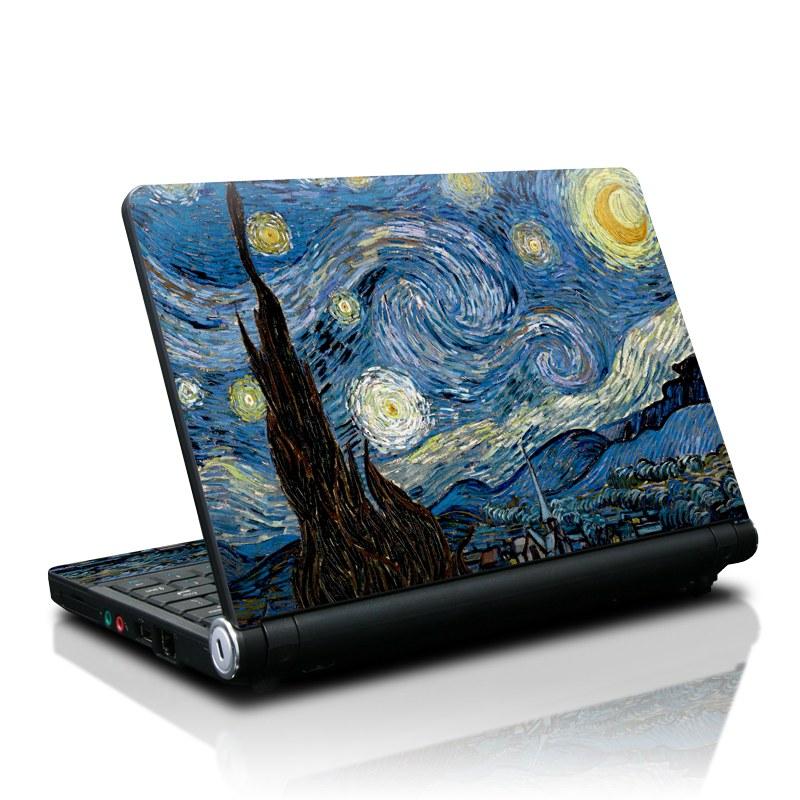 Starry Night Lenovo IdeaPad S10 Skin