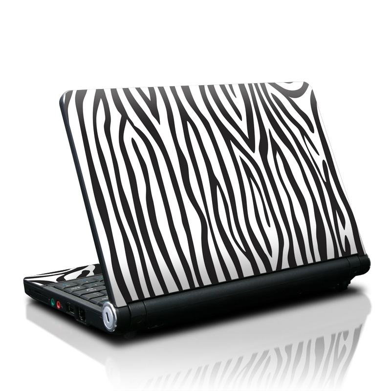 Zebra Stripes Lenovo IdeaPad S10 Skin