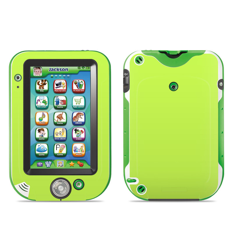 Solid State Lime LeapFrog LeapPad Ultra Skin