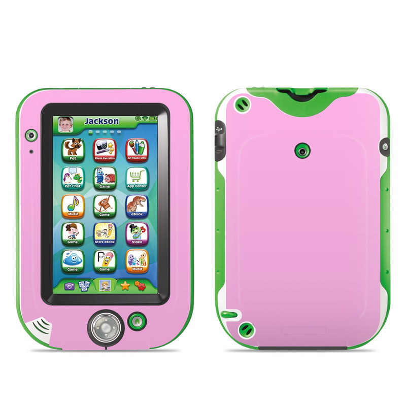 Solid State Pink LeapFrog LeapPad Ultra Skin