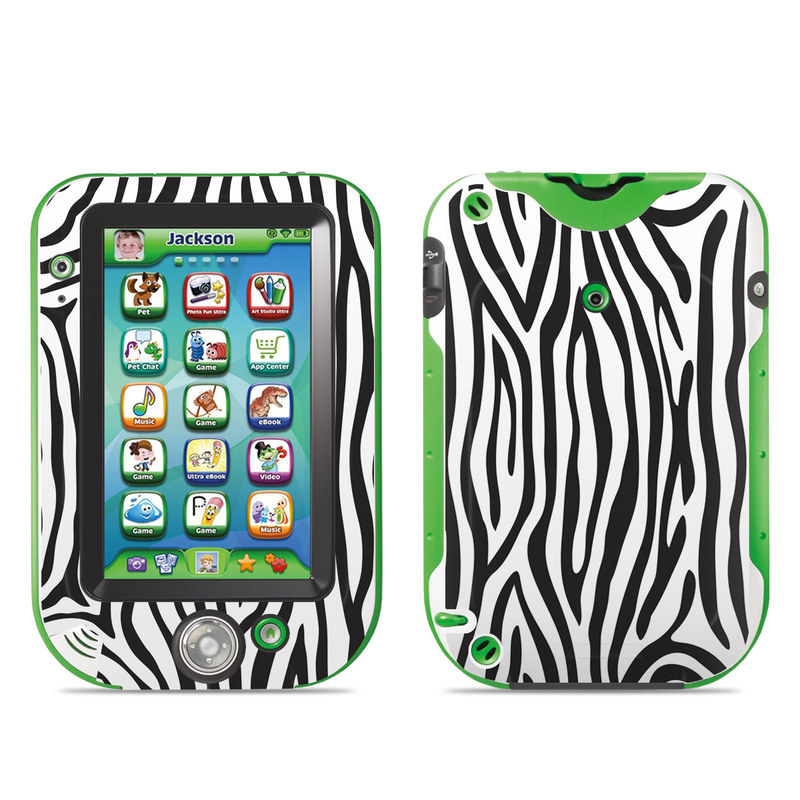 LeapFrog LeapPad Ultra Skin design of Pattern, Line, Design, Monochrome, Black-and-white, Wildlife, Parallel with black, white, gray colors