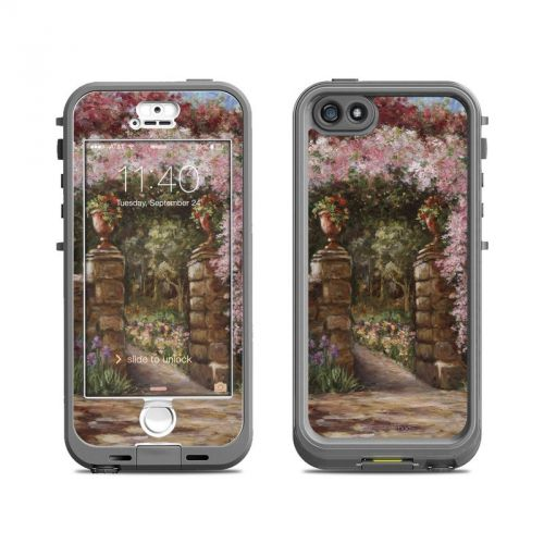 Gate At Alta Villa LifeProof iPhone SE, 5s nuud Skin