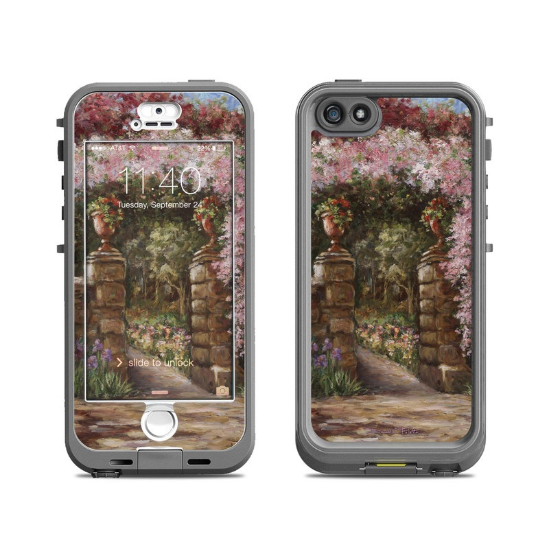 Gate At Alta Villa LifeProof iPhone SE, 5s nuud Case Skin
