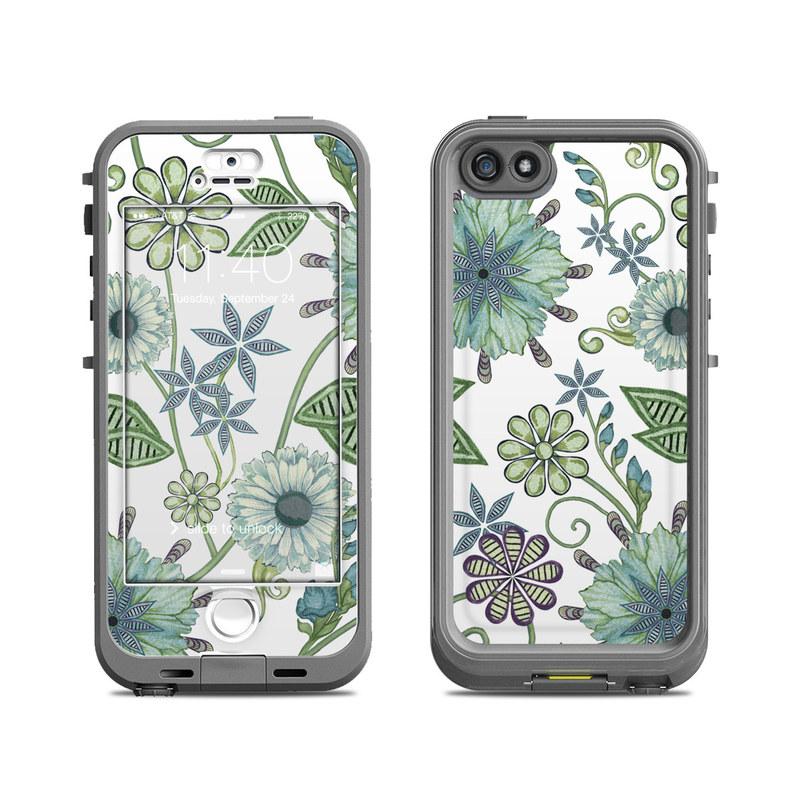 Antique Nouveau LifeProof iPhone SE, 5s nuud Skin