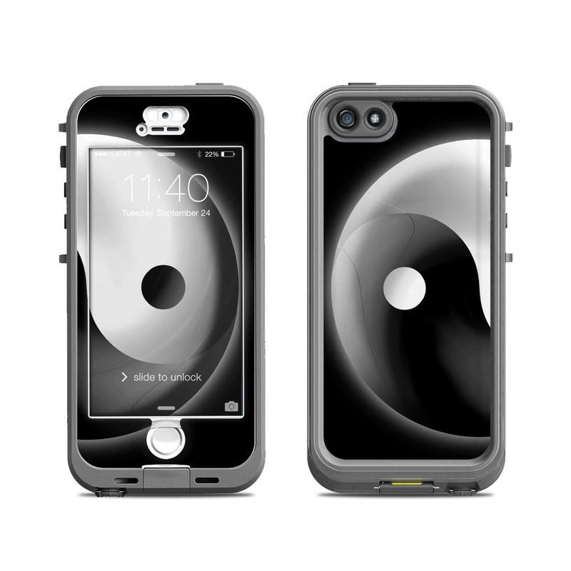 Balance LifeProof iPhone SE, 5s nuud Case Skin