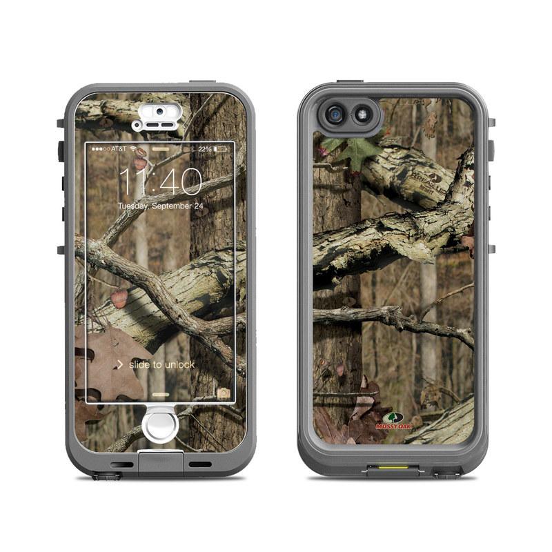 Break-Up Infinity LifeProof iPhone SE, 5s nuud Case Skin