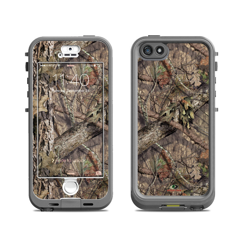 Break-Up Country LifeProof iPhone SE, 5s nuud Skin