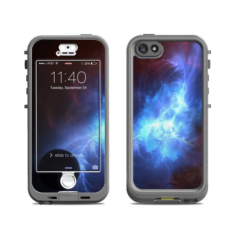 Pulsar LifeProof iPhone SE, 5s nuud Case Skin