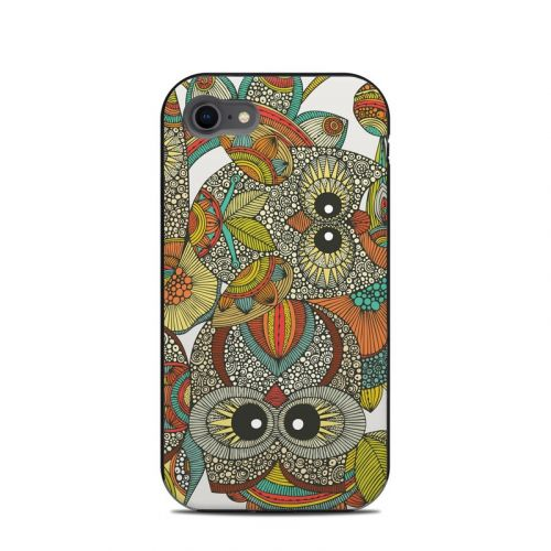 4 owls LifeProof iPhone 8 Next Case Skin
