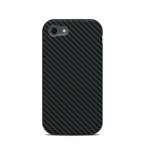 Carbon LifeProof iPhone 8 Next Case Skin