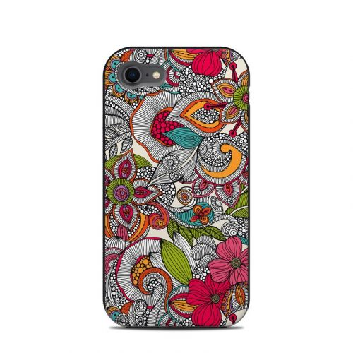 Doodles Color LifeProof iPhone 8 Next Case Skin