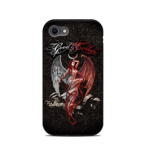 Good and Evil LifeProof iPhone 8 Next Case Skin