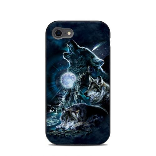 Howling LifeProof iPhone 8 Next Case Skin