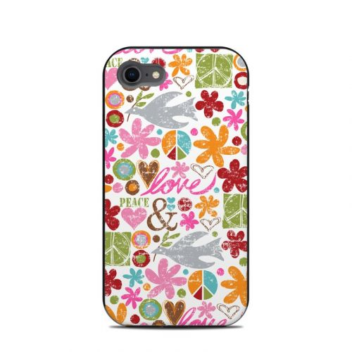 Peace Things LifeProof iPhone 8 Next Case Skin