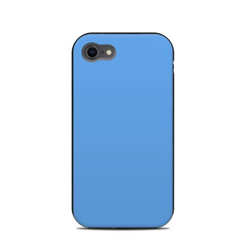 Solid State Blue LifeProof iPhone 8 Next Case Skin