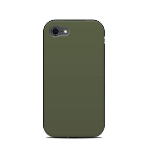 Solid State Olive Drab LifeProof iPhone 8 Next Case Skin