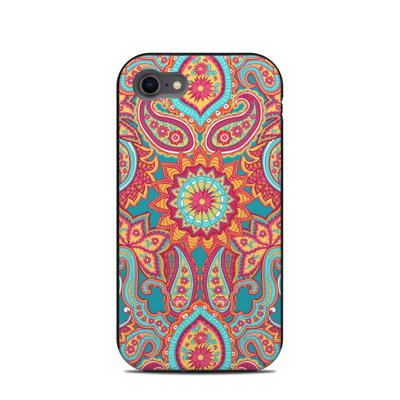 Carnival Paisley LifeProof iPhone 8 Next Case Skin