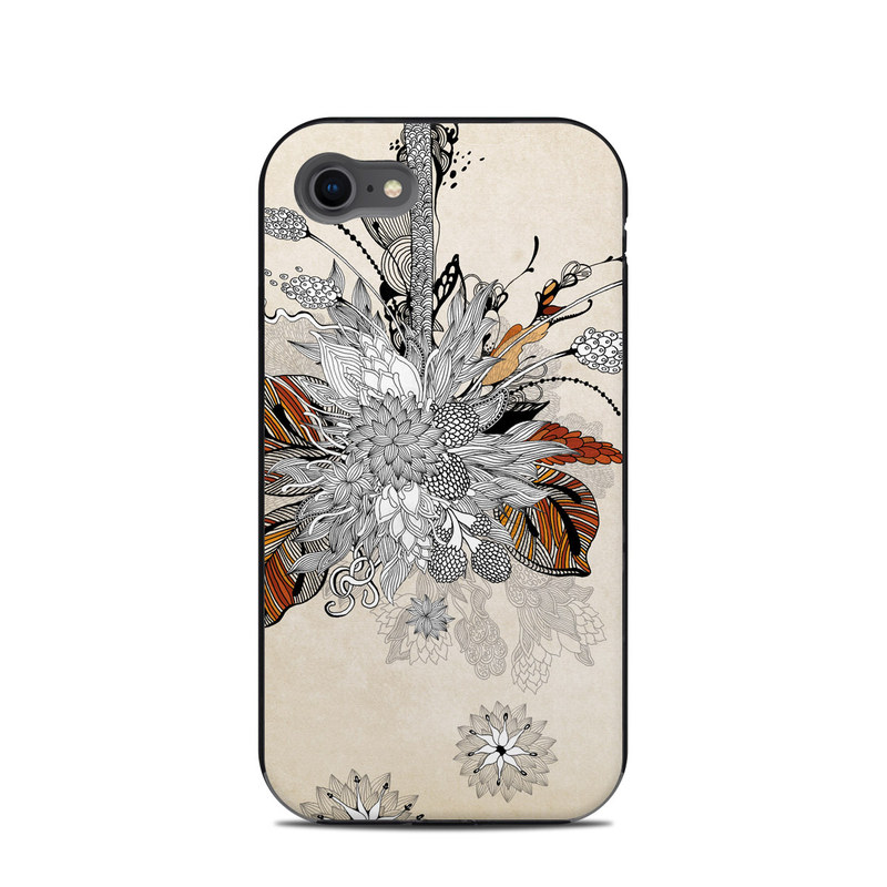 Fall Floral LifeProof iPhone 8 Next Case Skin