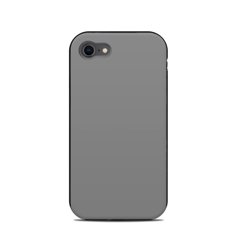 Solid State Grey LifeProof iPhone 8 Next Case Skin