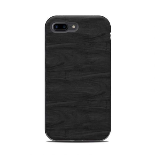 Black Woodgrain LifeProof iPhone 8 Plus Next Case Skin