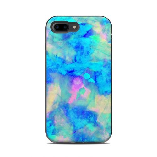 Electrify Ice Blue LifeProof iPhone 8 Plus Next Case Skin