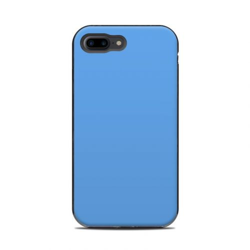Solid State Blue LifeProof iPhone 8 Plus Next Case Skin