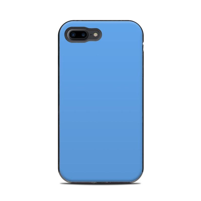 half off caae3 653b1 Solid State Blue LifeProof iPhone 8 Plus Next Case Skin