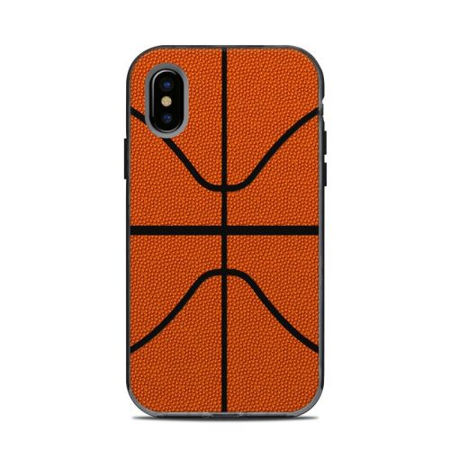Basketball LifeProof iPhone X Next Case Skin