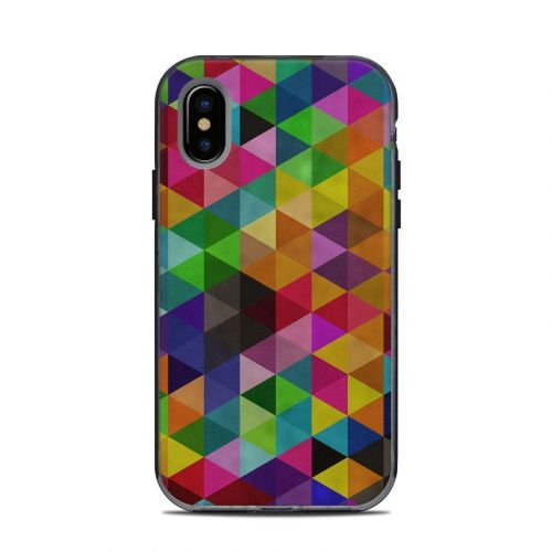 Connection LifeProof iPhone X Next Case Skin