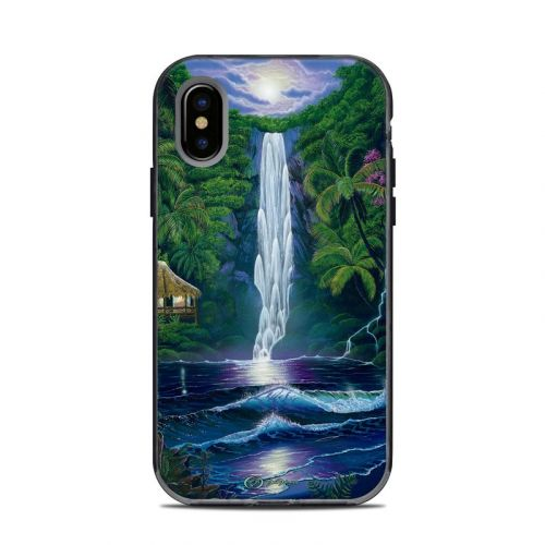 In The Falls Of Light LifeProof iPhone X Next Case Skin