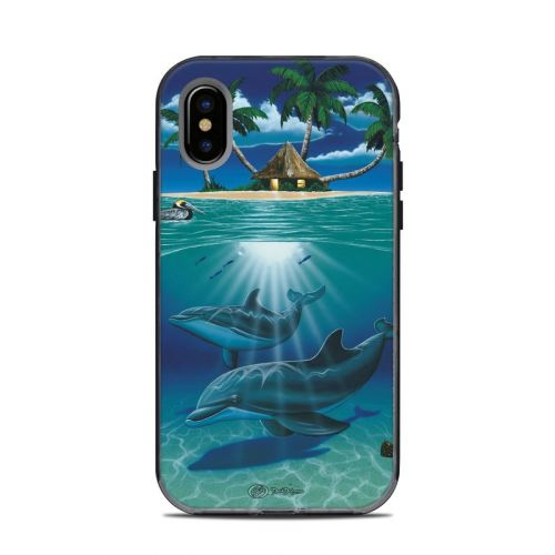 Ocean Serenity LifeProof iPhone X Next Case Skin