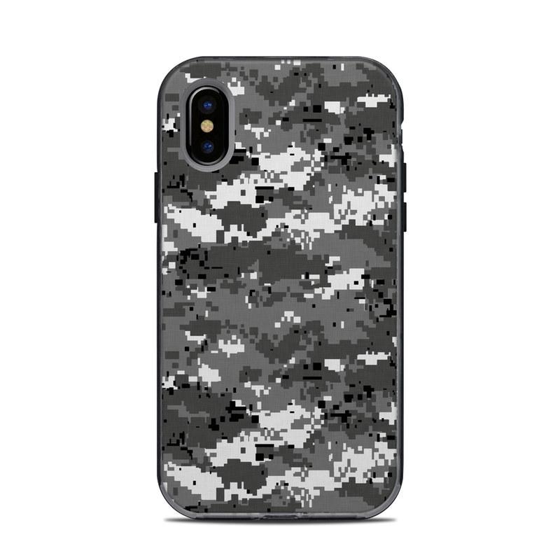 hot sale online 117c8 962eb Digital Urban Camo LifeProof iPhone X Next Case Skin