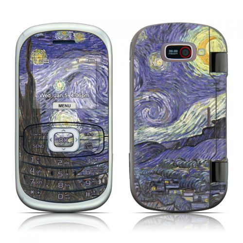 Starry Night LG Octane VN530 Skin