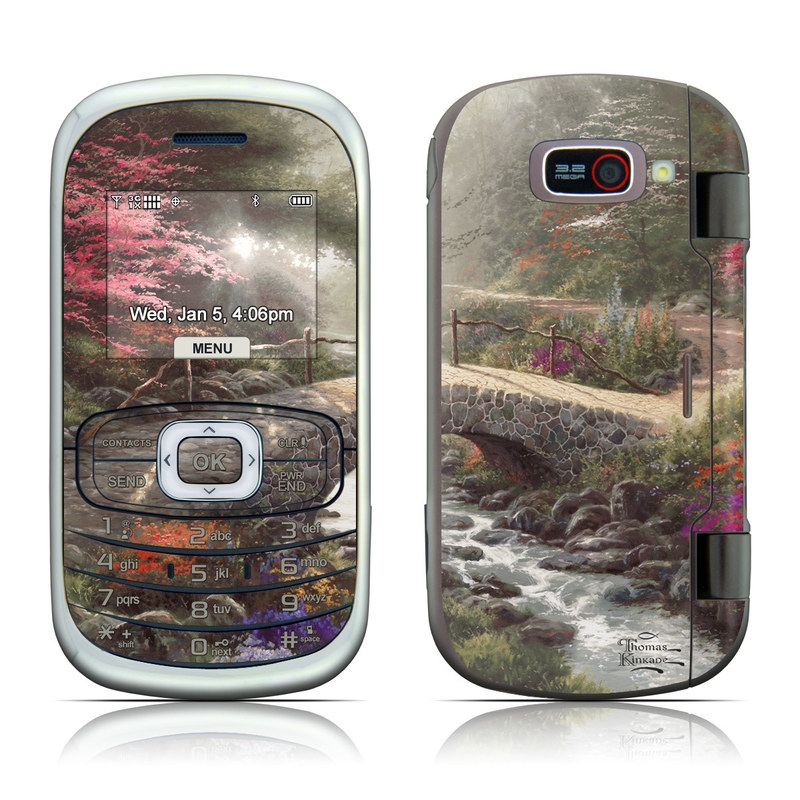Bridge of Faith LG Octane VN530 Skin