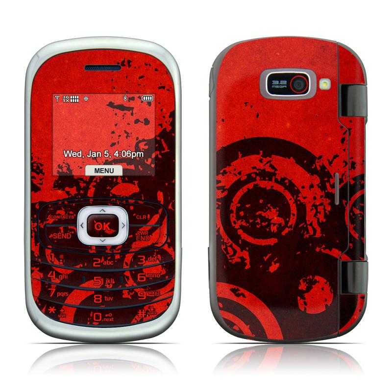 Bullseye LG Octane VN530 Skin