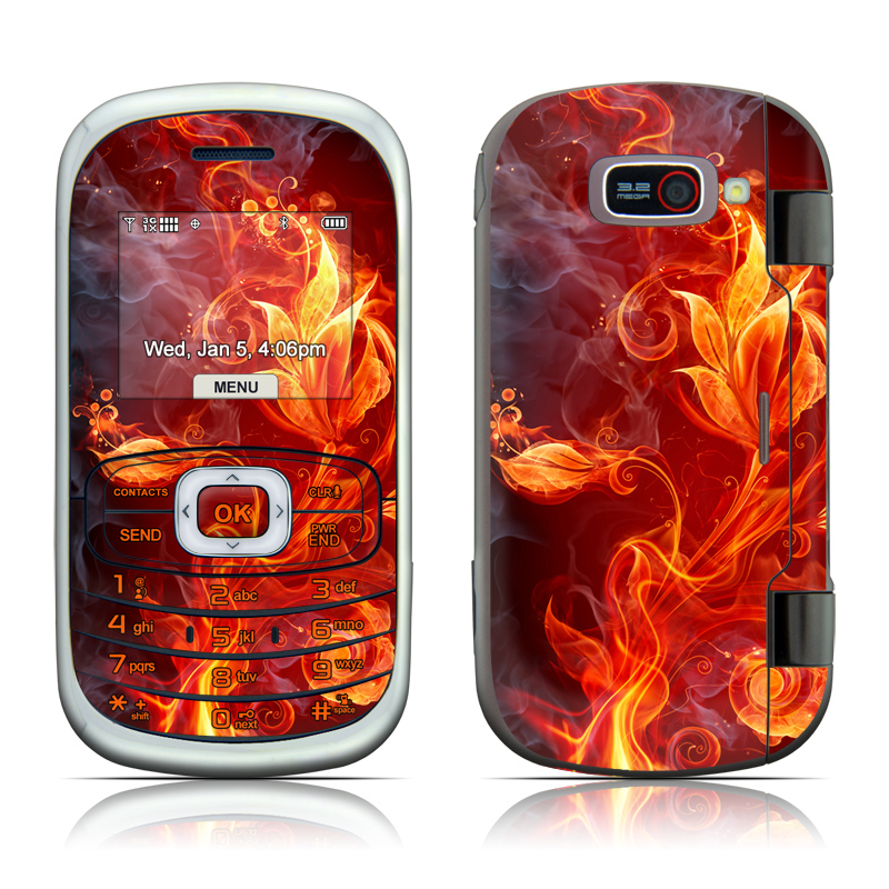Flower Of Fire LG Octane VN530 Skin