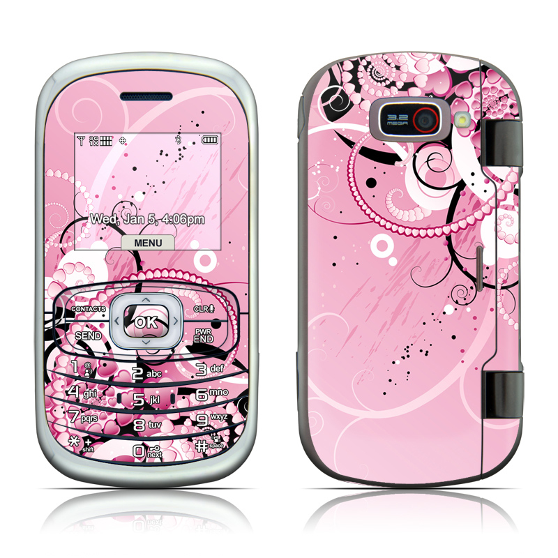 Her Abstraction LG Octane VN530 Skin
